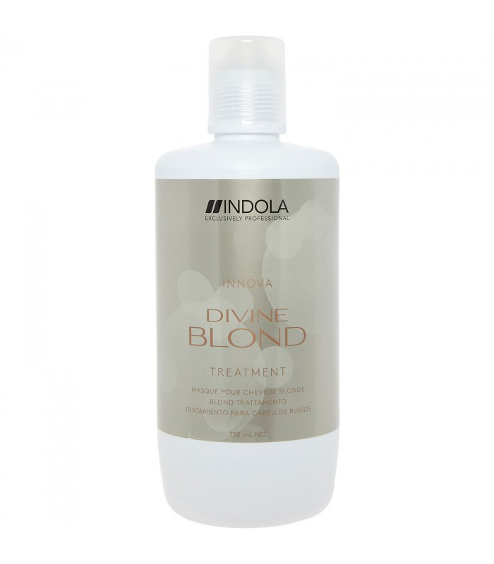 Indola Divine Blond Treatment маска для светлых волос, 750 мл