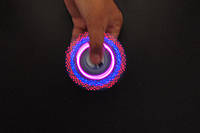 Spinner LED спиннер 15 режимов светлового эффекта