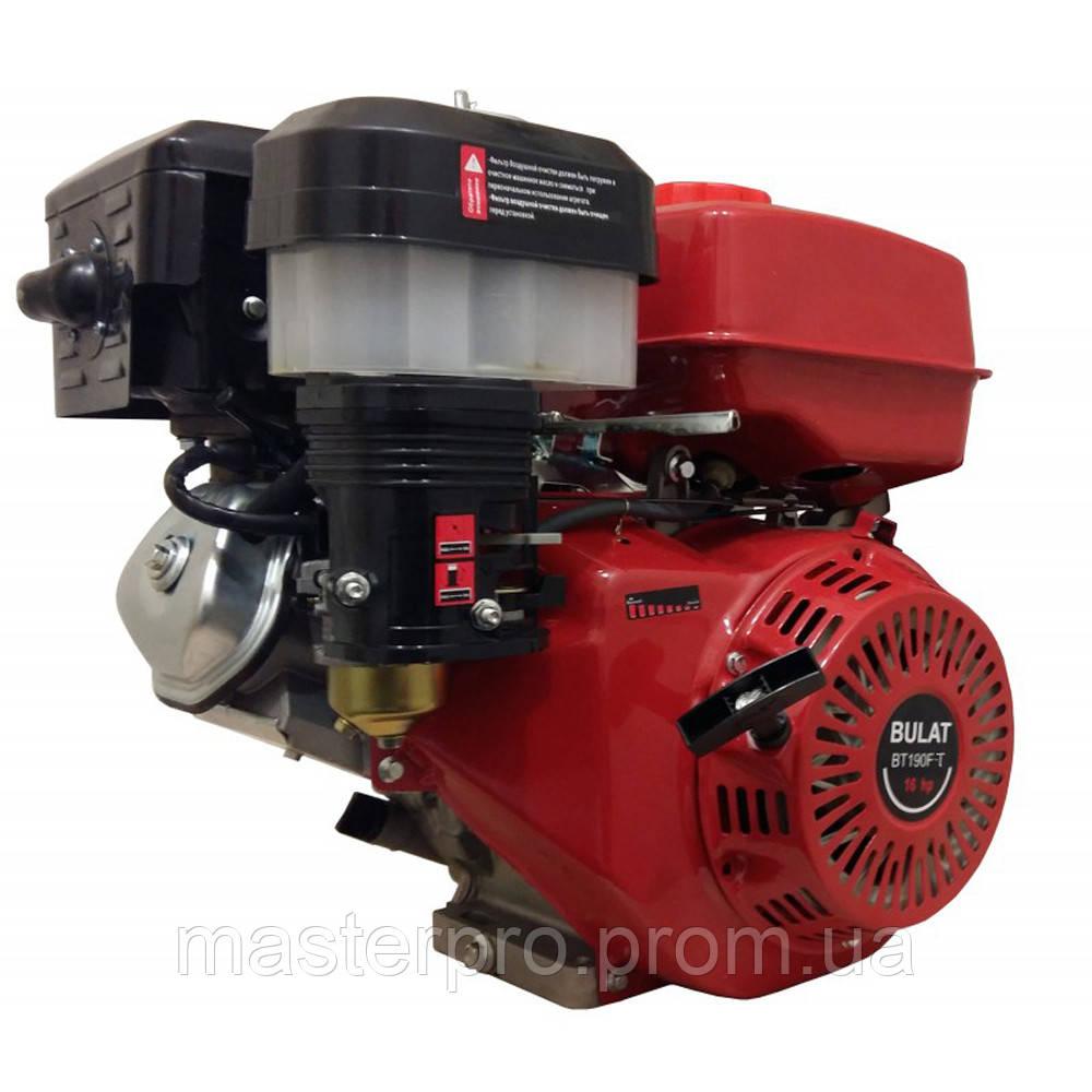 Двигатель бензиновый Bulat BT190F-T