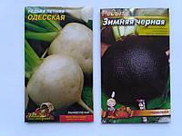 Пакетированные семена редьки