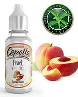 Capella Peach with Stevia Flavor (Персик) 5 мл