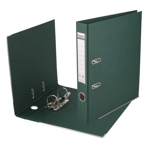 Папка-регистратор А4, ширина 50 мм, зеленый, Prestige, Axent, 1711-04C-A, 18472