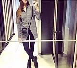 Женское пальто из твида, фото 5