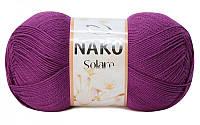 Пряжа для ручного вязания NAKO Solare Продажа упаковками!