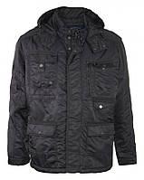 22364 куртка серая LERROS