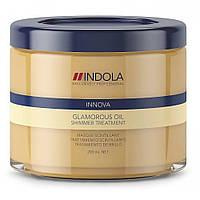 Indola Glamorous Oil Shimmer Treatment маска для волос, 200 мл