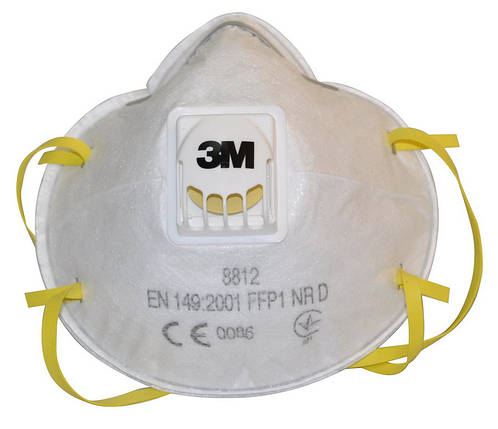 Респиратор противопылевой 3M 8812, фото 2