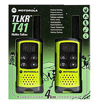 Рация Motorola ТLKR T41 Green