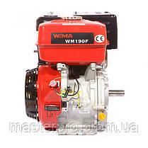 Двигатель бензиновый Weima WM190F-S, фото 3