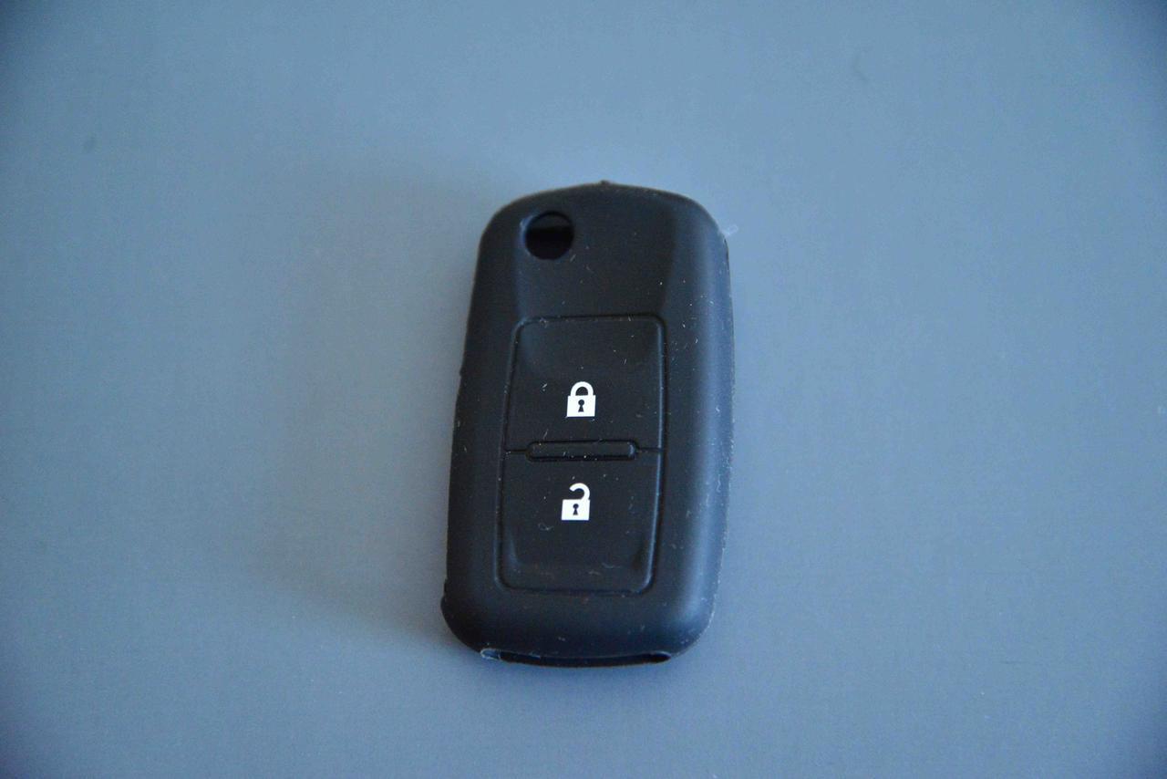 Чехол ключа  SKODA (шкода) 2 - кнопки