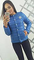 """Женская стильная куртка """"Шанель"""" (расцветки), фото 1"""
