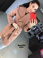 Женское демисезонное пальто Рина, фото 1