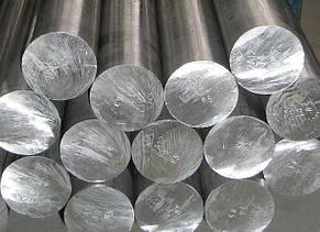 Алюминиевый круг д. 105 мм 2024 Т3 (Д16), фото 2