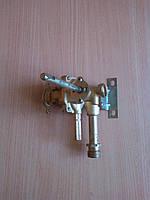 Водяной редуктор (55 мм) газовых колонок под флянец  .