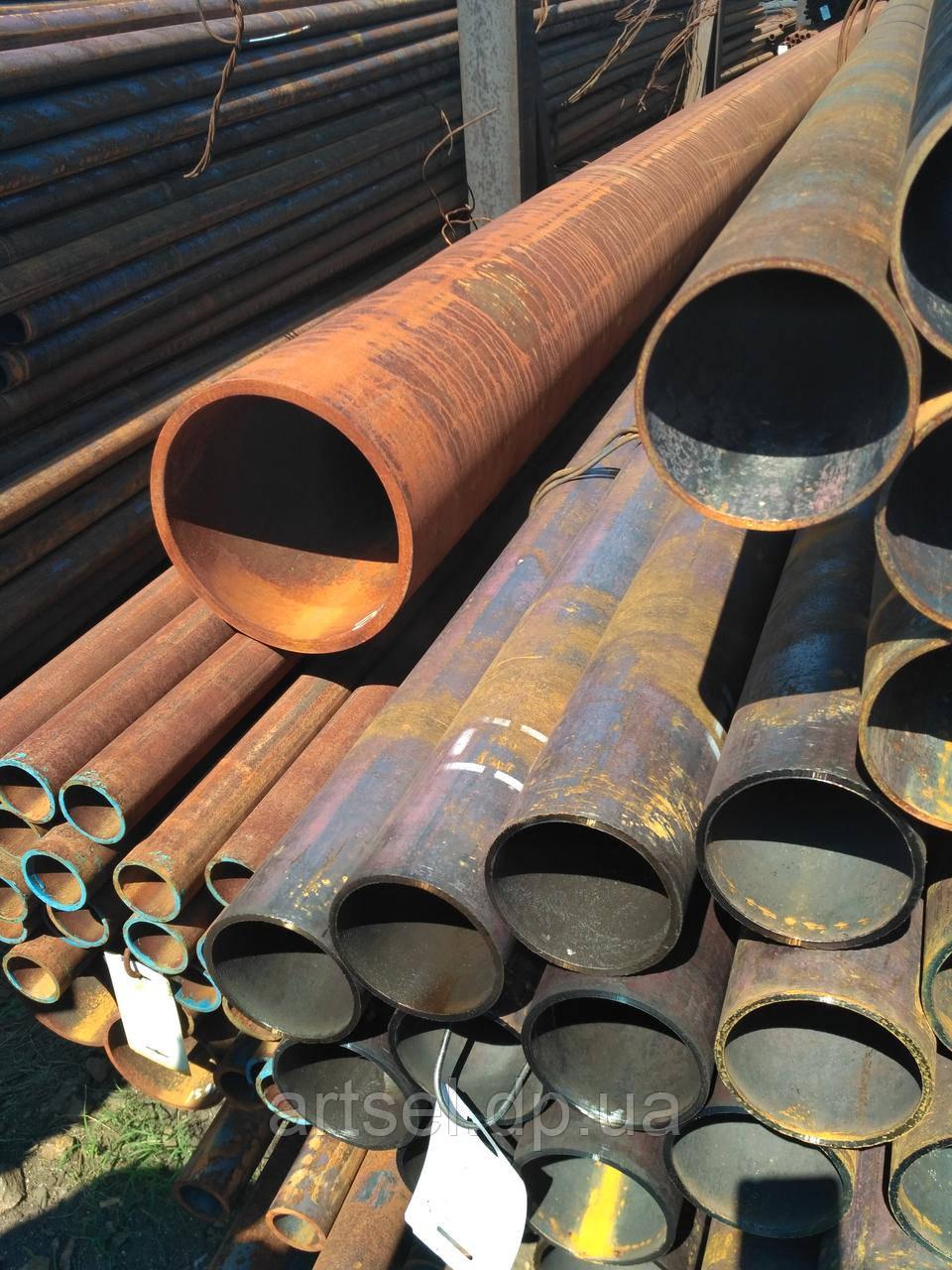 Труба стальная  по ГОСТ 8732-78 194х6  6м.
