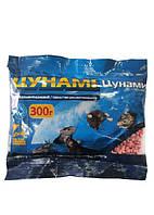 Цунами 300 г (зерно травленное) - яд для грызунов мышей и крыс