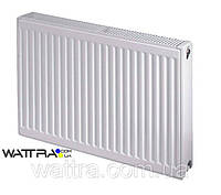 Радиатор стальной GRUNHELM  - 22тип 500*1500мм (2895 Вт)  боковое подключение