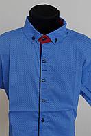 Детская рубашка Paul Smith короткий рукав 6-14лет