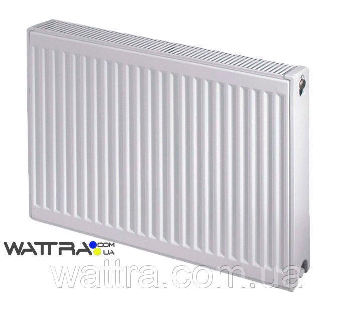 ⭐ Радиатор стальной GRUNHELM  - 22тип 600*1200мм (2652 Вт)  боковое подключение