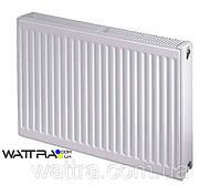 Радиатор стальной GRUNHELM  - 22тип 600*600мм (1326 Вт)  боковое подключение