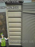 Большая морозильная камера на 8 отделений AEG, б/у