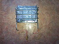 Теплообменник с фланцем газовой колонки.