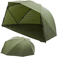 Шелтер DAM MAD Habitat D-Fender Oval Brolly 210x150x140см