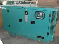 Прокат дизельного генератора Cummins C33D5 26 кВт.