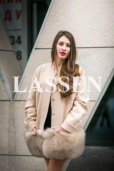 Кашемировое пальто с мехом: особенности и правила покупки
