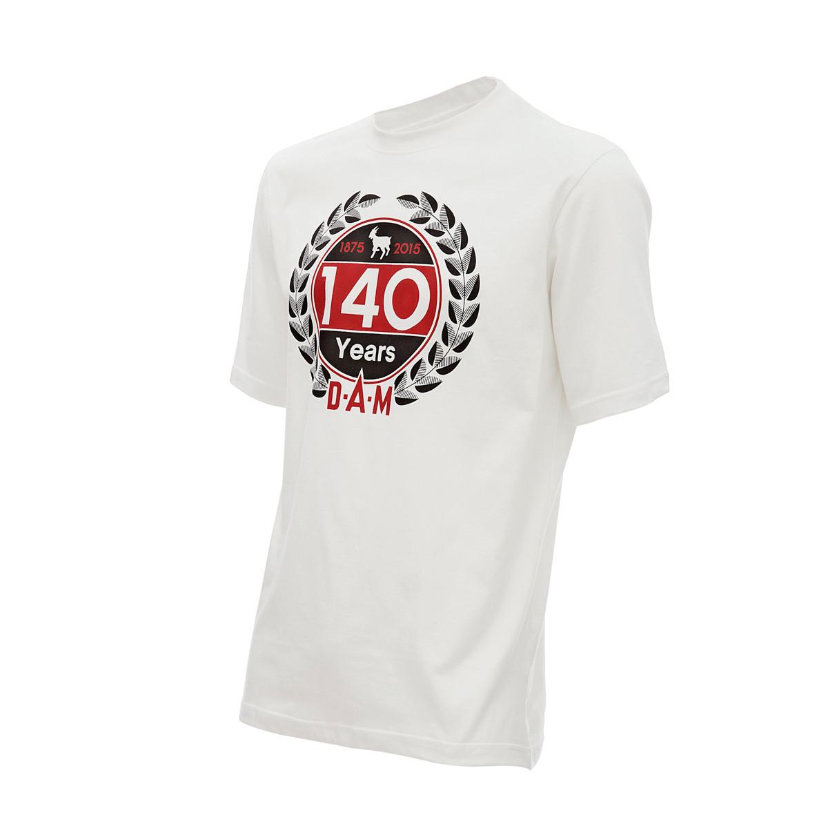 "Футболка DAM  ""140 YEARS"" XL"