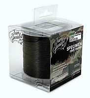 Леска Lineaeffe TS Specimen Reel Mono 0.280мм 1000м/1094YDS FishTest 12.1кг (зелено-коричневый)