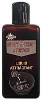 Аттрактант Dynamite Baits Spicy Shrimp&Prawn 250ml