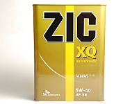 Zic XQ 5w40 Моторное масло 4л