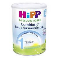 HIPP COMBIOTIC 1 LAIT POUR NOURRISSON 900гр