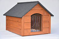Будка деревянная в сад для животных