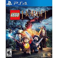 Игра LEGO Hobbit для Sony PS 4 (русская версия)