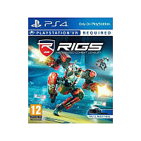 Игра RIGS: Mechanized Combat League (PlayStation VR) для Sony PS 4 (русская версия)