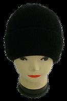 Мужская шапка зимняя, флис м 8327, разные цвета (В.И.В.)