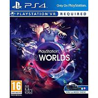 Игра VR Worlds (PlayStation VR) для Sony PS 4 (русская версия)