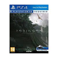 Игра Robinson: The Journey (PlayStation VR) для Sony PS 4 (английская версия)