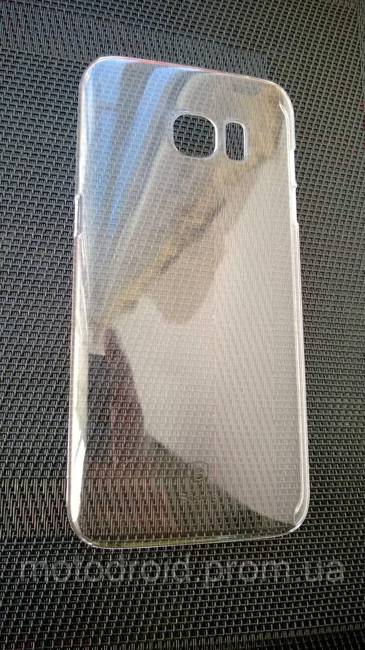 Чохол дляSamsung Galaxy S7 Edge пластик