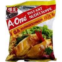 A-One Instant Noodles - Huhngeschmack 85 г