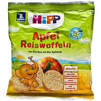 Hipp яблочные хлебцы