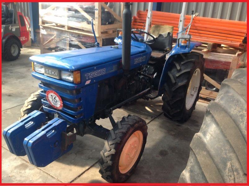 Міні-трактор ISEKI TS 3110, 4010 м/год
