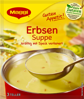 Suppe Erbsensuppe 53 г