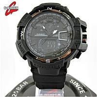 Часы Casio G-Shock GW-A1100 black. Реплика ТОП качества!