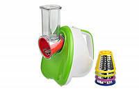 Мультифункциональная овощерезка ELECTRIC SLICER. Отличное качество. Практичный дизайн. Удобная. Код: КДН2217