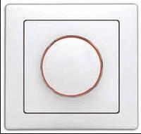 Светорегулятор 9101 WEGA белый Delux