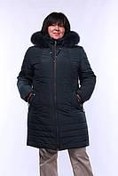 """Куртка женская зимняя Lutter """"Milana"""" волна"""