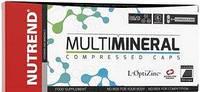 Мультиминералы Nutrend Multimineral Compressed 60 сaps